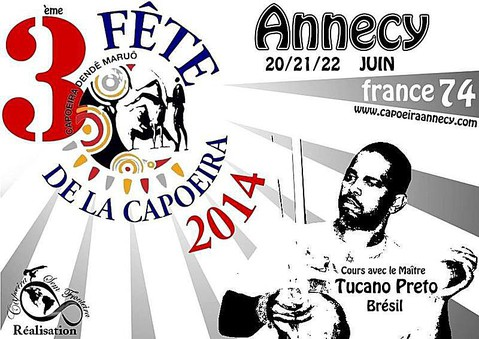 capoeira annecy